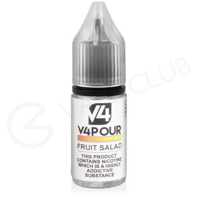Fruit Salad E-Liquid by V4 VAPOUR