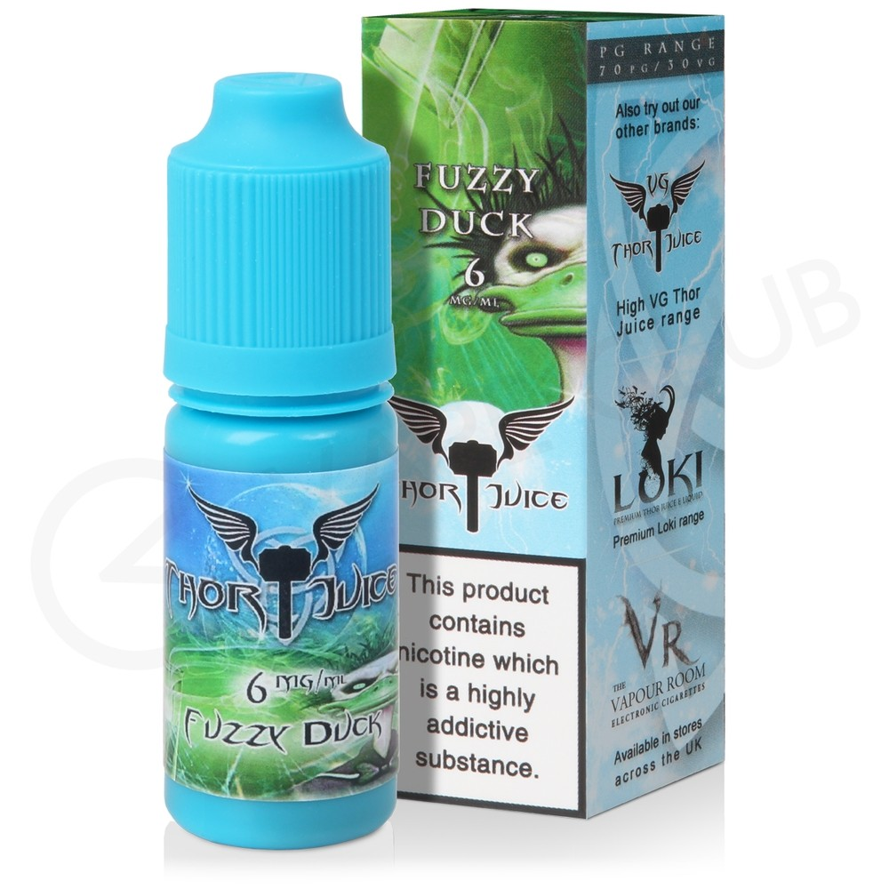 Fuzzy Duck eLiquid by Thor Juice