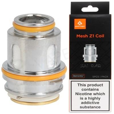 GeekVape Zeus Z Replacement Coils
