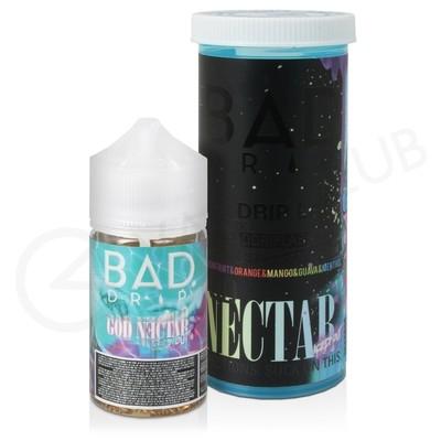 God Nectar Iced Out Shortfill E-Liquid by Bad Drip Labs 50ml