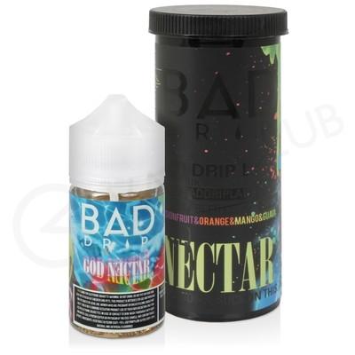 God Nectar Shortfill E-Liquid by Bad Drip Labs 50ml