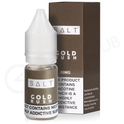 Gold Rush NIc Salt E-Liquid by Salt