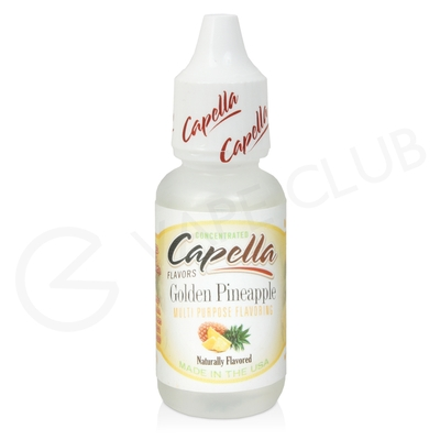 Golden Pineapple Flavour Concentrate by Capella