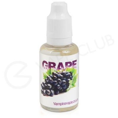 Grape Flavour Concentrate by Vampire Vape