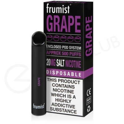 Grape Frumist Disposable Device