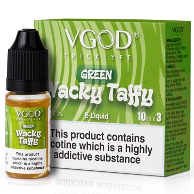 Green Taffy eLiquid by VGod