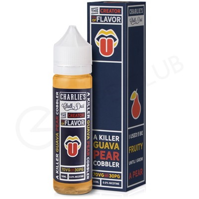 Guava Pear Cobbler eLiquid by The Creator of Flavour 50ml