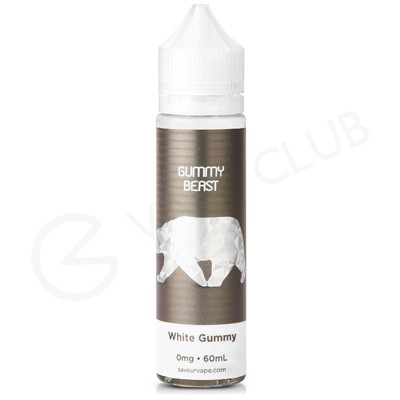 Gummy Beast White Gummy eLiquid By Gummy Beast 50ml
