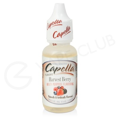 Harvest Berry Flavour Concentrate by Capella