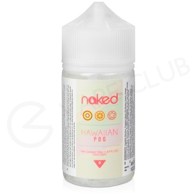 Hawaiian Pog Shortfill E-Liquid by Naked 100 50ml