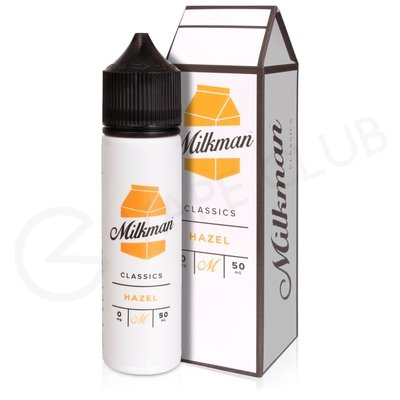 Hazel Shortfill E-Liquid by The Milkman 50ml