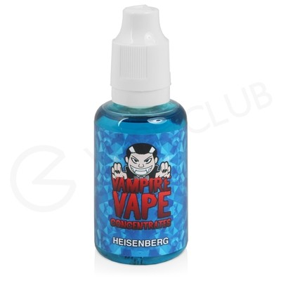 Heisenberg Flavour Concentrate by Vampire Vape