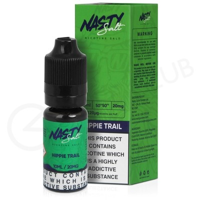 Hippie Trail eLiquid by Nasty Salts