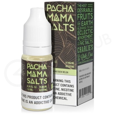 Honeydew Melon Nic Salt eLiquid by Pacha Mama
