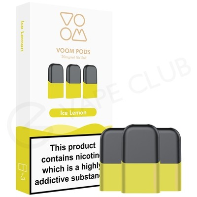 Ice Lemon Prefilled Pod by Voom