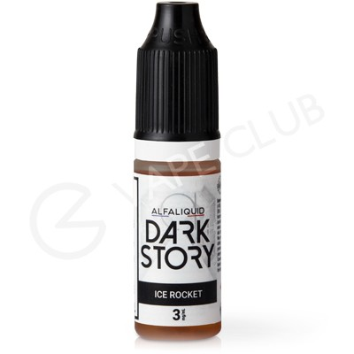 Ice Rocket Dark Story eLiquid by Alfaliquid