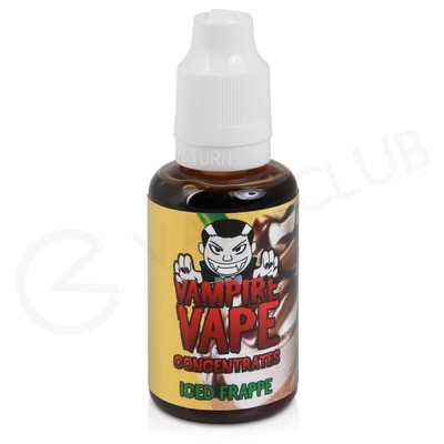 Iced Frappe Flavour Concentrate by Vampire Vape