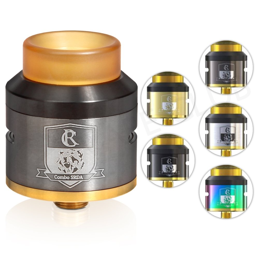 RDA - Rebuildable Dripping Atomisers