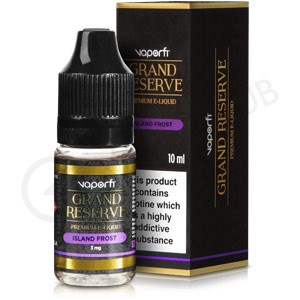Island Frost eLiquid by Grand Reserve