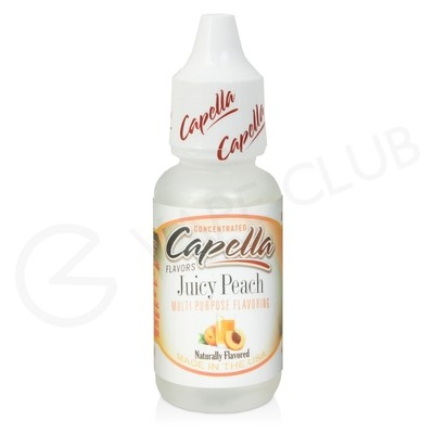 Juicy Peach Flavour Concentrate by Capella