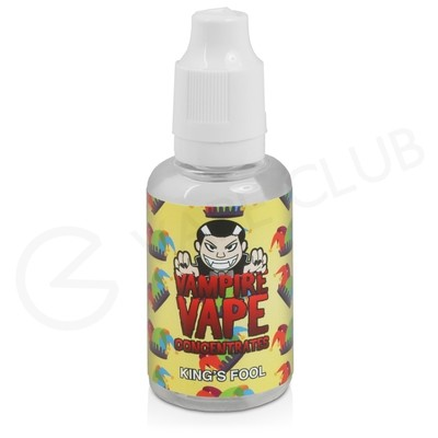 Kings Fool Flavour Concentrate by Vampire Vape