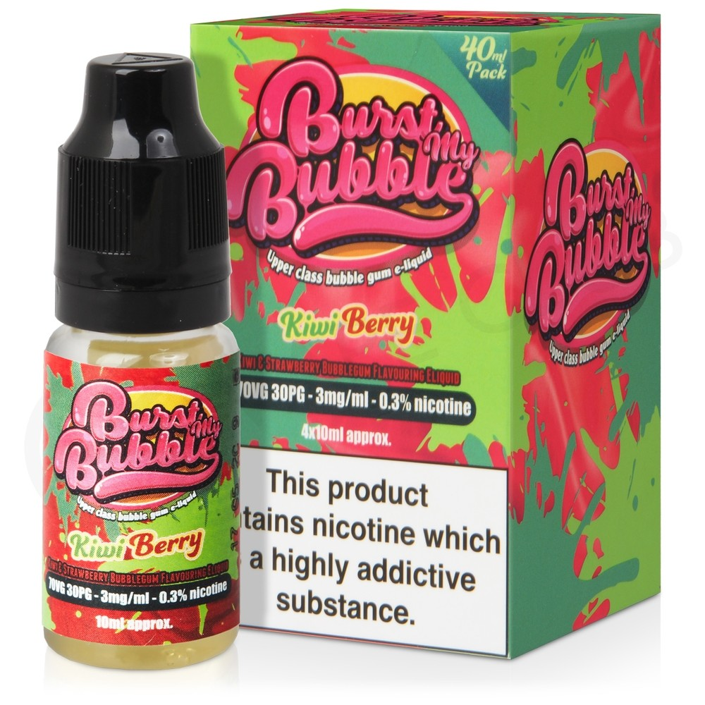Kiwi Berry eLiquid by Burst My Bubble