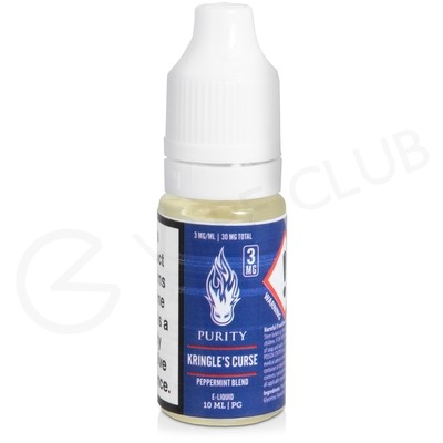 Kringles Curse High PG E-Liquid By Purity