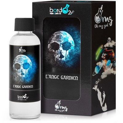 L'ange Gardien Shortfill E-liquid By BordO2 OMG 100ml