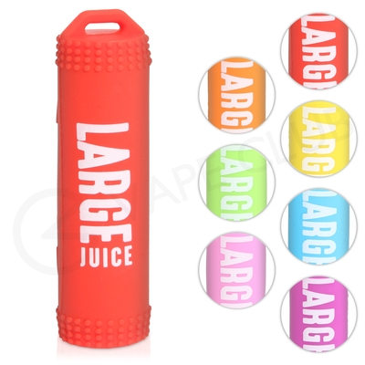 Large Juice Single 18650 Battery Sleeve