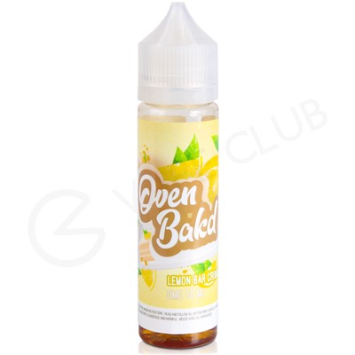 Lemon Bar Crumble Cake eLiquid by Oven Baked 50ml