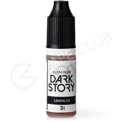 Lemon Ice Dark Story eLiquid by Alfaliquid