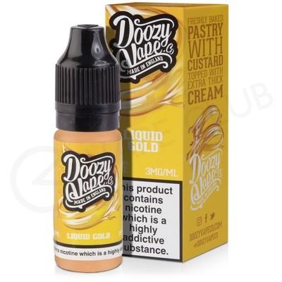 Liquid Gold E-Liquid by Doozy Vape Co.