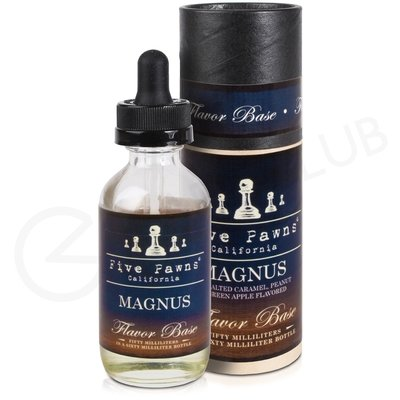 Magnus Flavour Base Shortfill E-Liquid by Five Pawns Blue Series 50ml