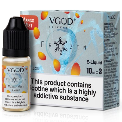 Mango Mist eLiquid by VGod