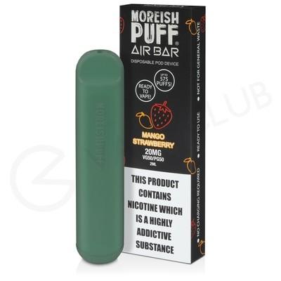 Mango Strawberry Moreish Puff Air Bar Disposable Vape