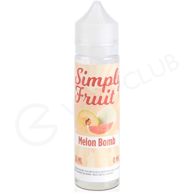 Melon Bomb eLiquid by Simply Fruit 50ml