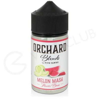 Melon Mash Shortfill E-Liquid by FIve Pawns Orchard Blends 50ml