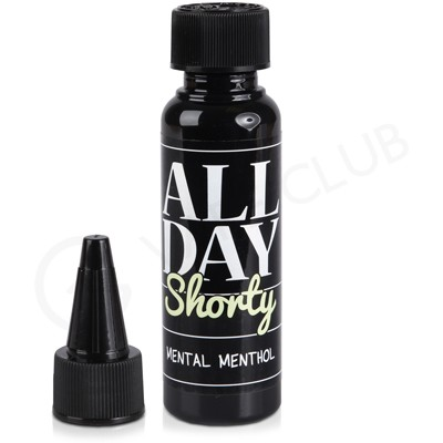 Mental Menthol eLiquid by All Day Shorty 50ml