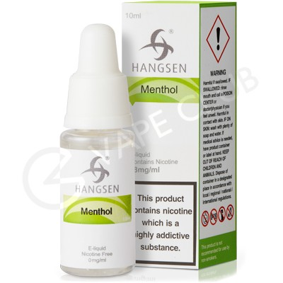 Menthol High PG E-Liquid by Hangsen