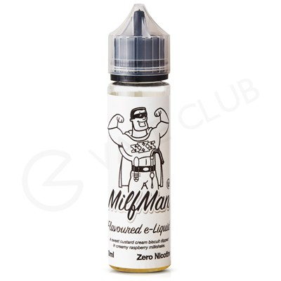 Milfman V2 eLiquid by Eco Vape 50ml