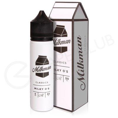 Milky O's Shortfill E-Liquid by The Milkman 50ml