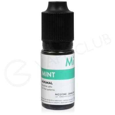 Mint Nic Salt E-Liquid by Minimal