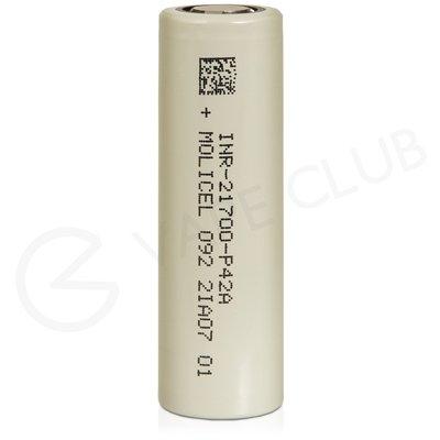 Molicel 21700 Rechargeable Vape Battery (4000mAh 30A)