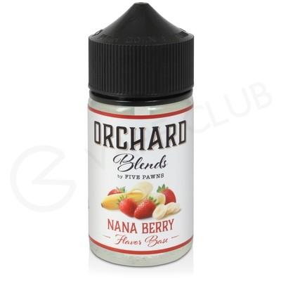 Nana Berry Shortfill E-Liquid by Five Pawns Orchard Blends 50ml