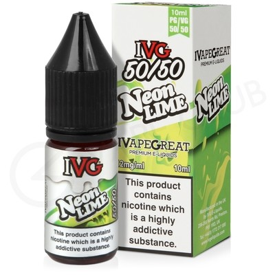 Neon Lime E-Liquid by IVG 50/50