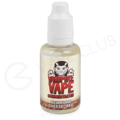 New York Cheesecake Flavour Concentrate by Vampire Vape