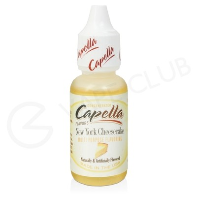 New York Cheesecake V2 Flavour Concentrate by Capella