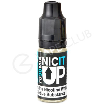 Nic It Up 70VG Nicotine Shot by Nic It Up