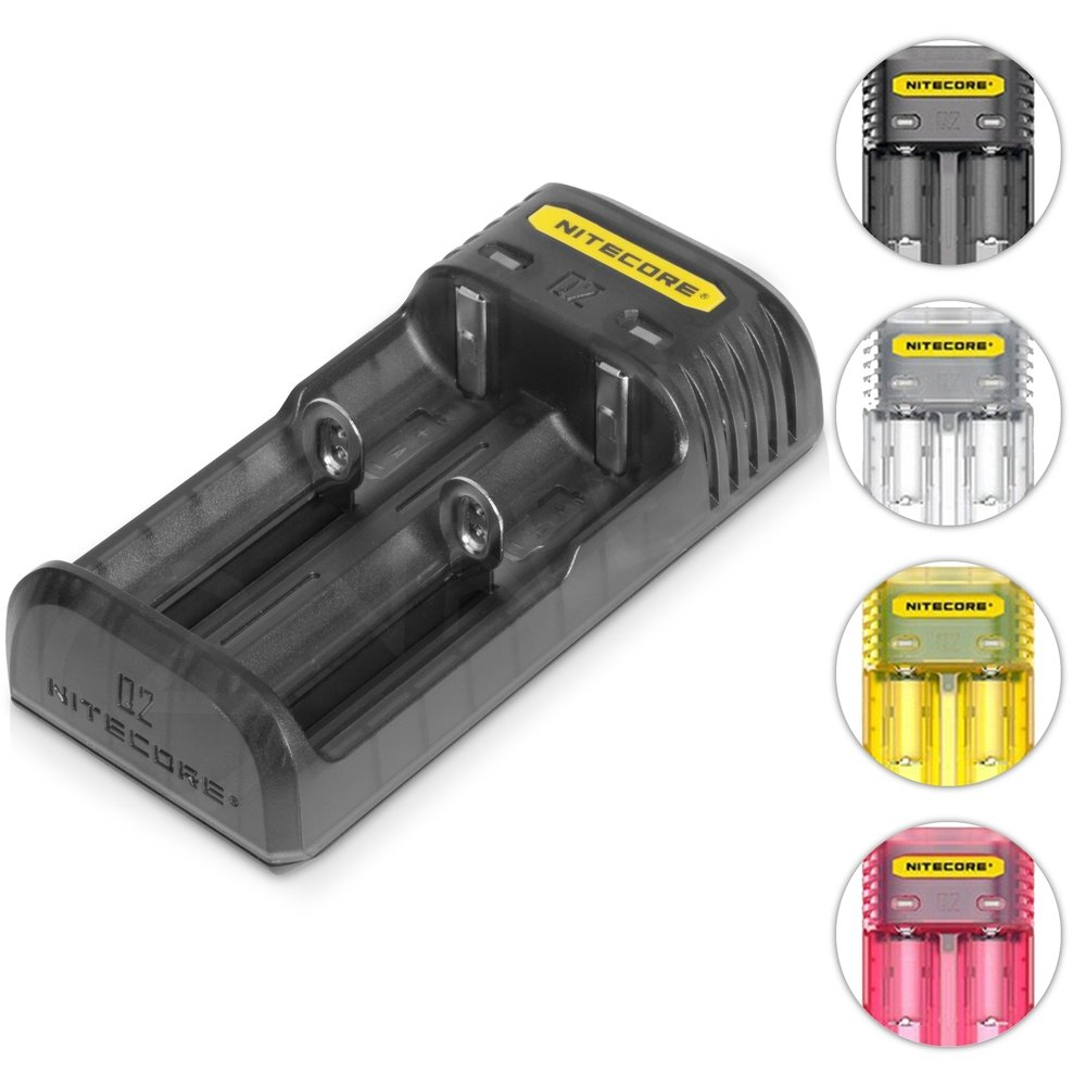 Nitecore Q2 Battery Charger Buy Online
