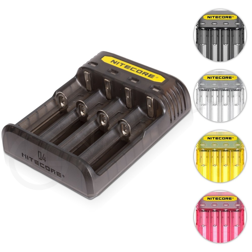 Nitecore Q4 Battery Charger Buy Online
